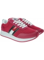Sneakersy Damskie TOMMY HILFIGER Technical Flexi Runner EN0EN00875 XIF
