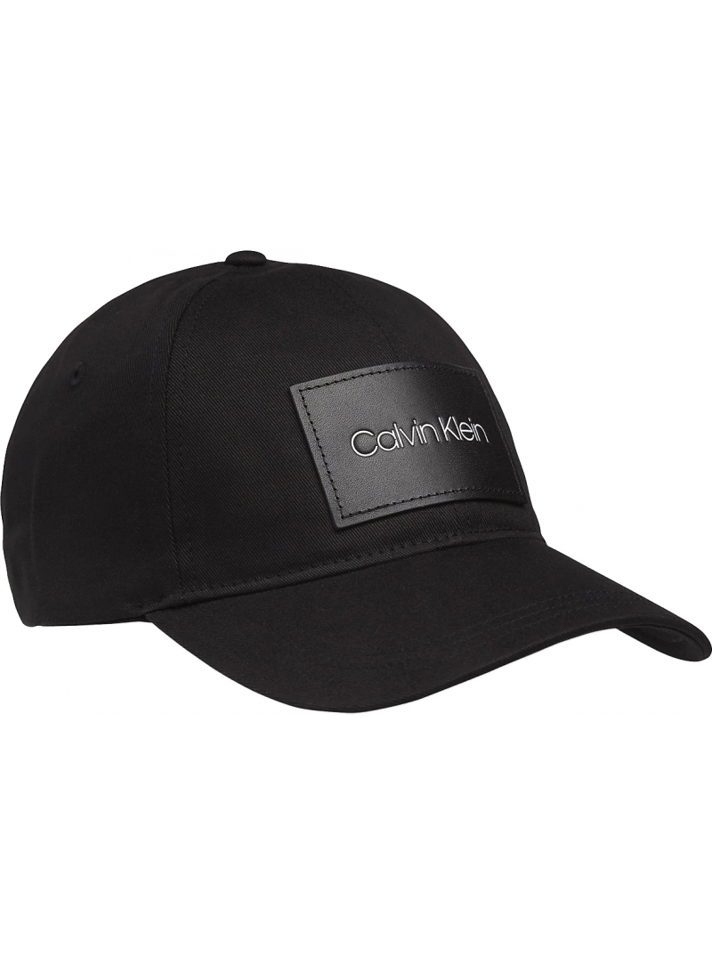 CALVIN KLEIN Leather Patch Bb Cap K50K505490 BAX