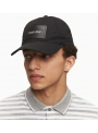 Czapka z Daszkiem CALVIN KLEIN Leather Patch Bb Cap K50K505490 BAX