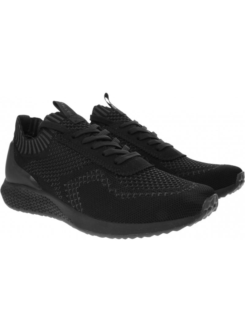 Sneakersy TAMARIS Fashletics 1-23714-24 007 Black Uni