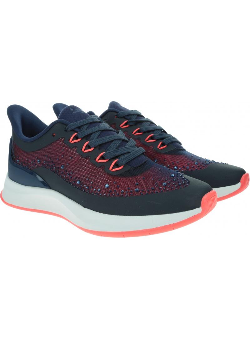 Sneakersy TAMARIS Fashletics 1-23721-24 862 Pacific Comb