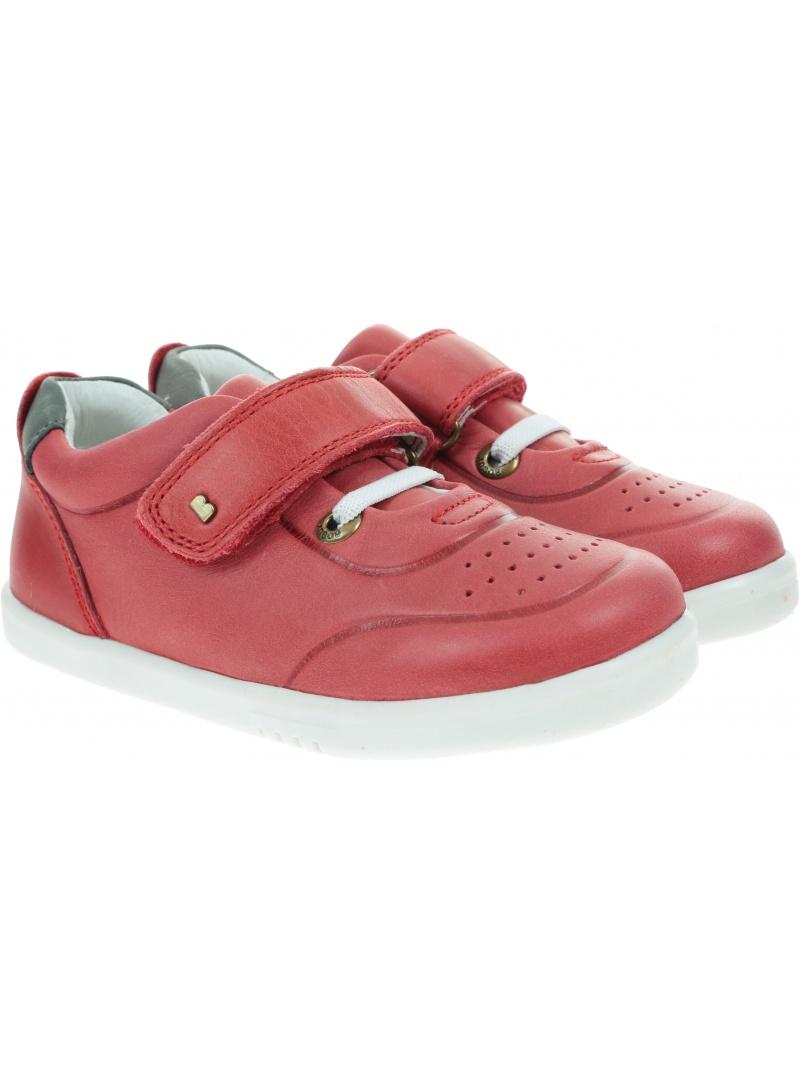 Czerwone Półbuty BOBUX Ryder Red + Charcoal 635509