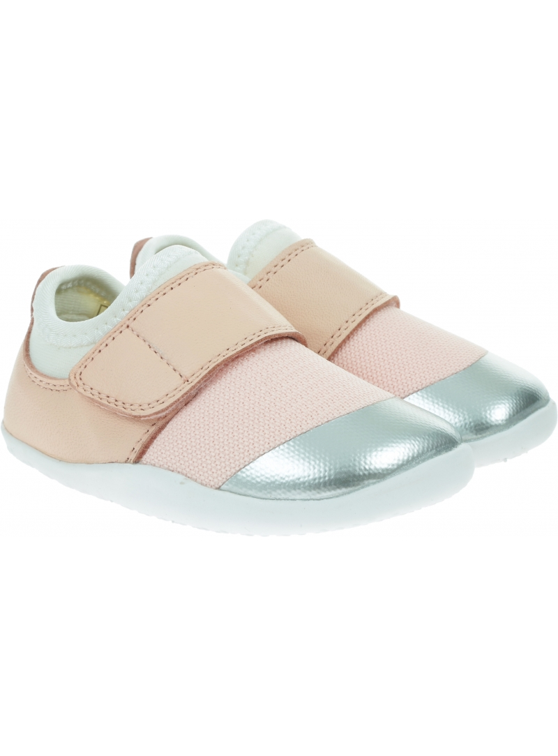 Ultralekkie Buty BOBUX Dimension II Seashell + Silver 501405