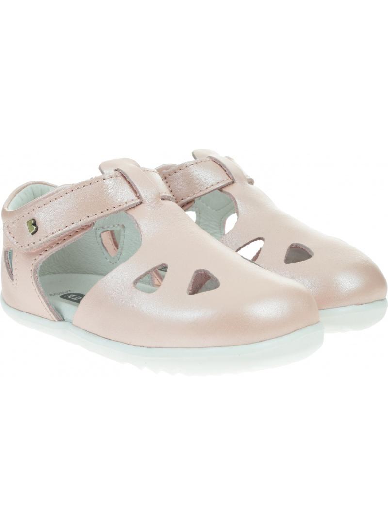 Różowe Sandały BOBUX Zap Seashell 725831