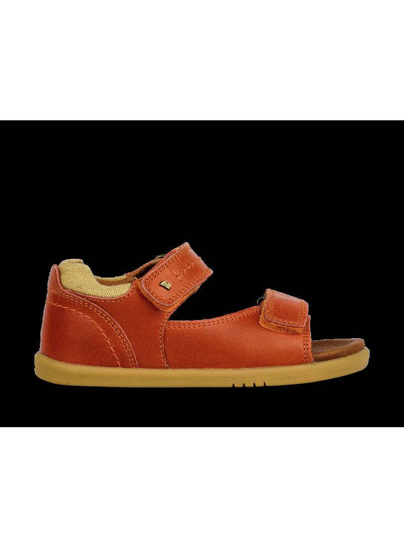 Czerwone Sandały BOBUX Driftwood Paprika 633608