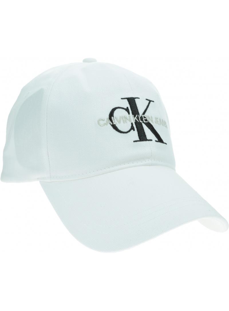 Czapka z daszkiem CALVIN KLEIN JEANS Ckj Monogram Cap K60K606624 YAF