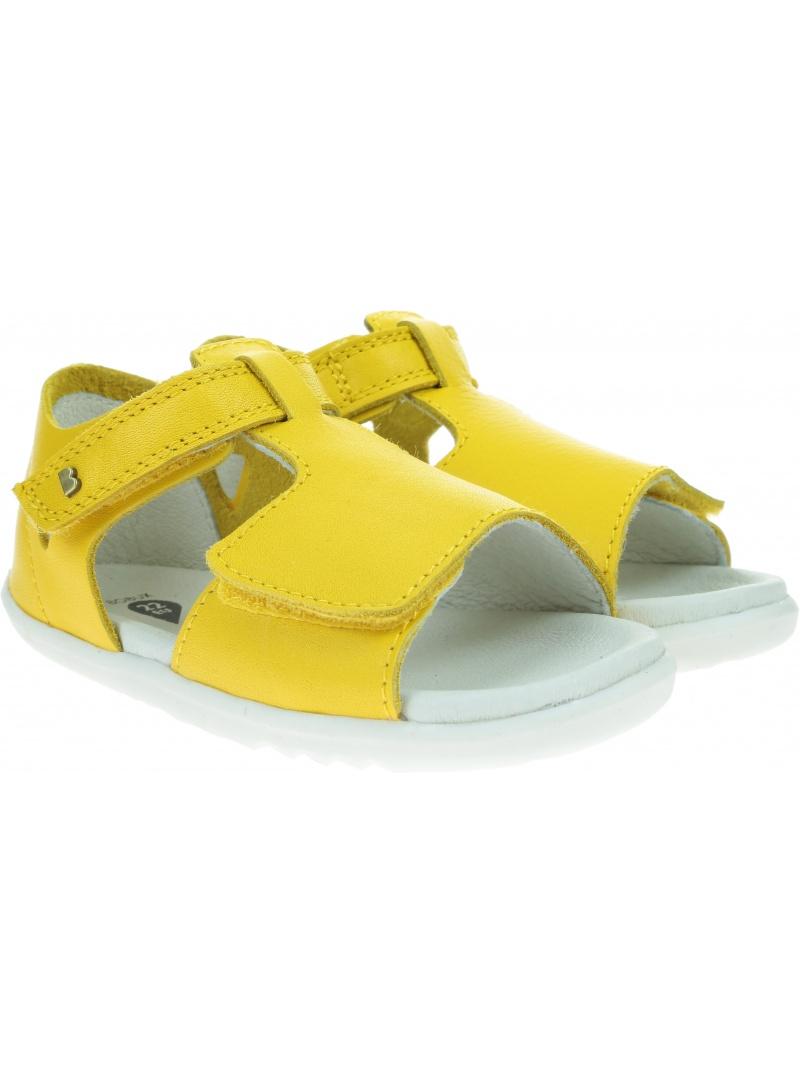 Żółte Sandały BOBUX Mirror Yellow 727317