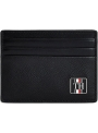 TOMMY HILFIGER Th Solid Cc Holder AM0AM05846 BDS