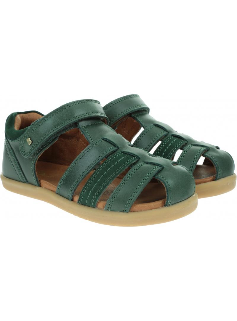 Zielone Sandały BOBUX Roam Forest 626020