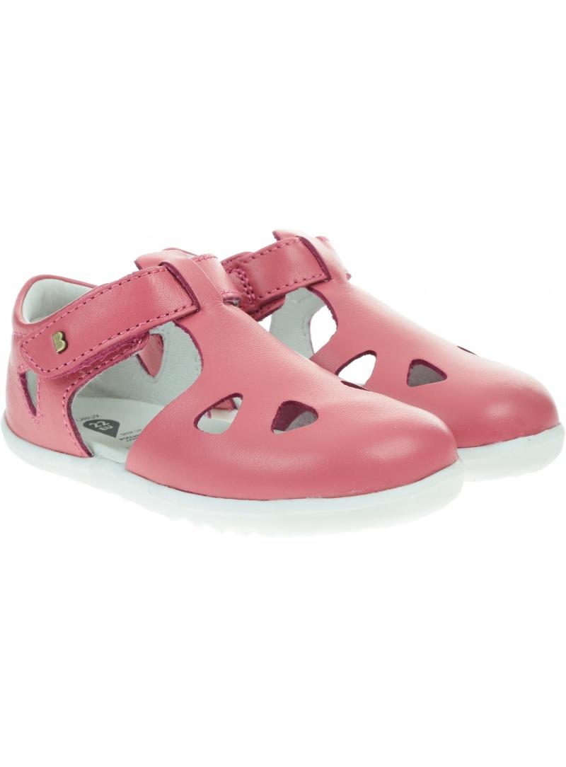 Różowe Sandały BOBUX Zap Strawberry 725828