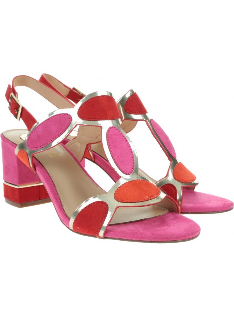 Czerwone Sandały EXE Fuxia Penny-200