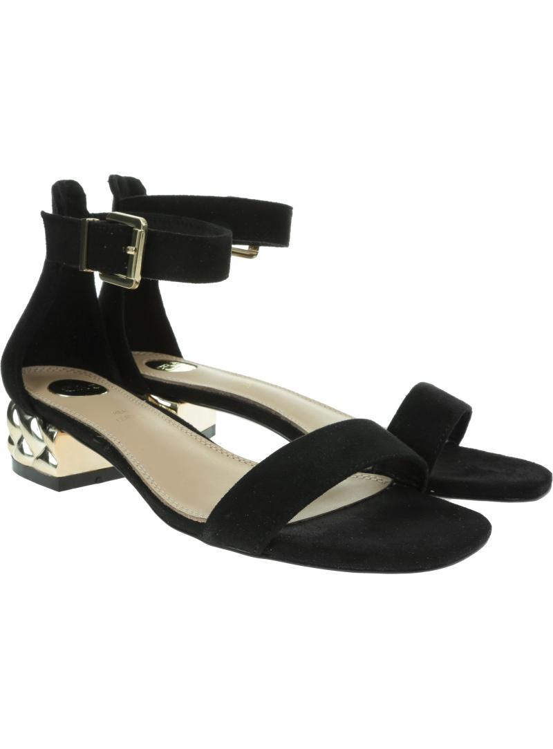Czarne Sandały EXE Katy 624 Black