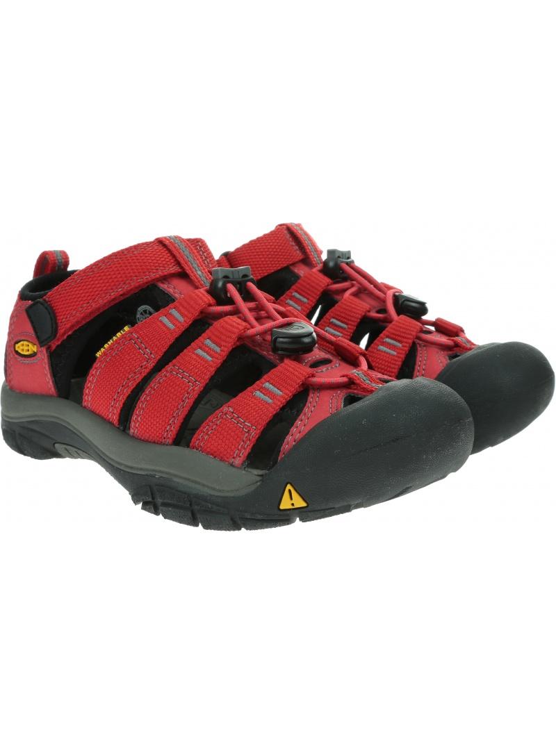 Sportowe Sandały KEEN Newport H2 1012318 Ribbon Red/Gargoyle