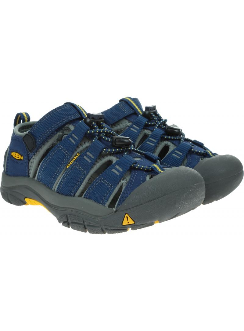 Sportowe Sandały KEEN Newport H2 1009962 Blue Depths/Gargoyle