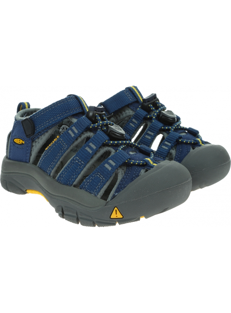 Sportowe Sandały KEEN Newport H2 1009938 Blue Depths/Gargoyle