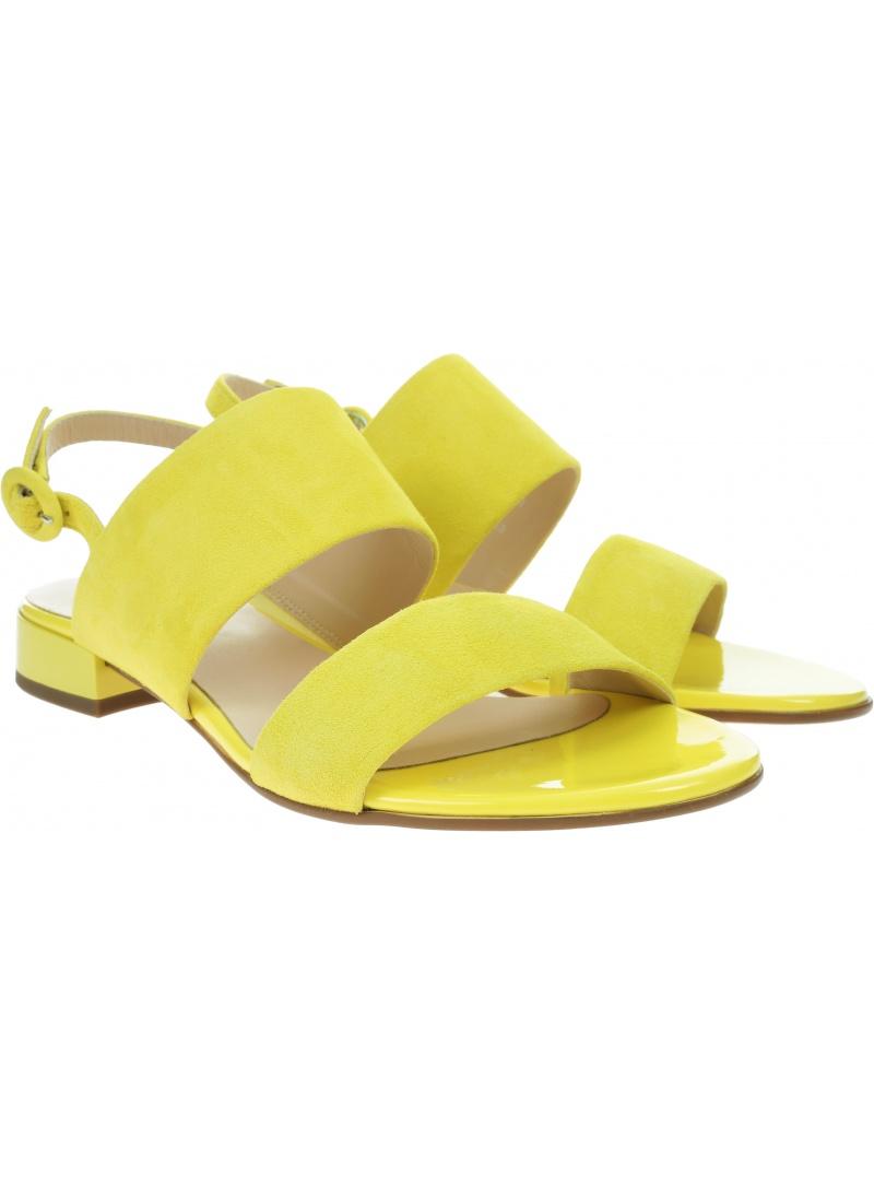 Żółte Sandały HOGL 9-10 1112 8400