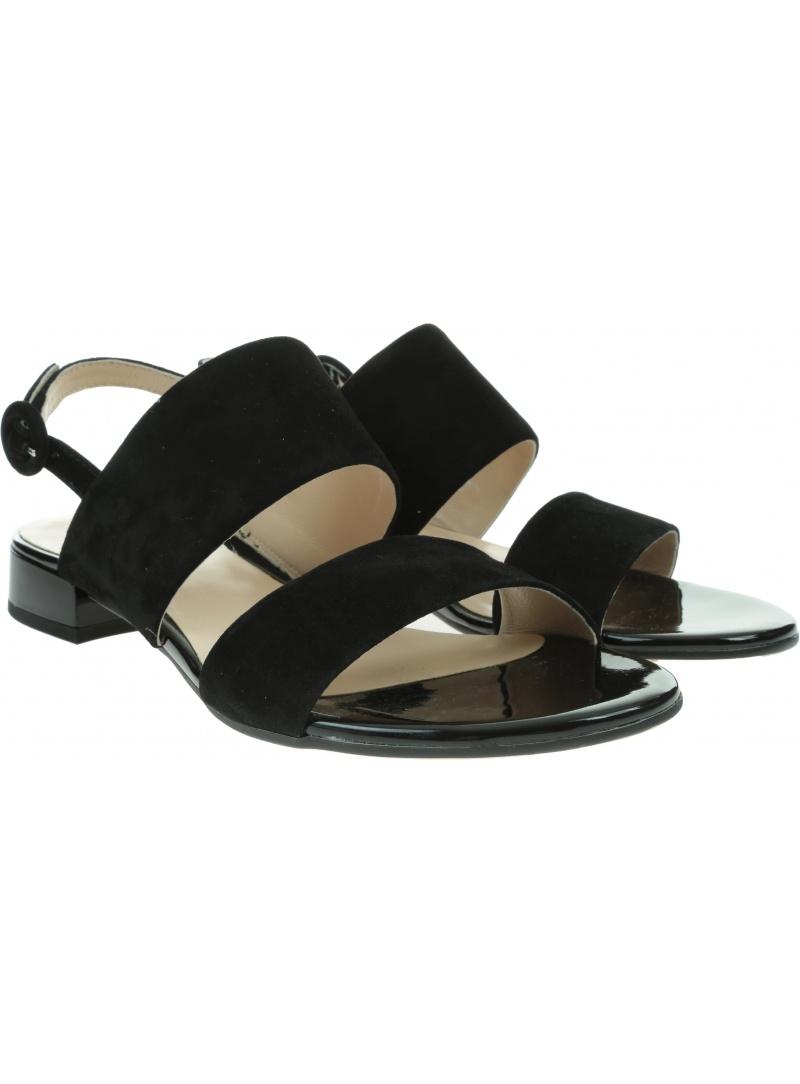 Czarne Sandały HOGL 9-10 1112 0100