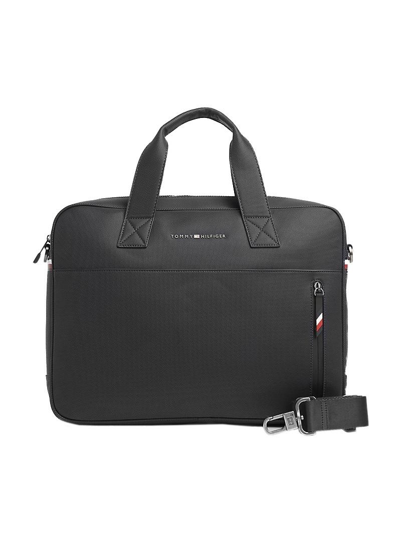 Torba na laptopa TOMMY HILFIGER Essential Computer Bag AM0AM05226 BDS