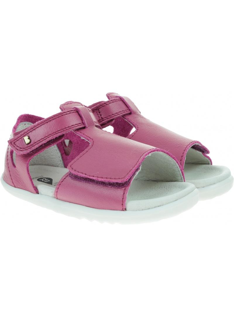 Różowe Sandały BOBUX Mirror Raspberry 727325