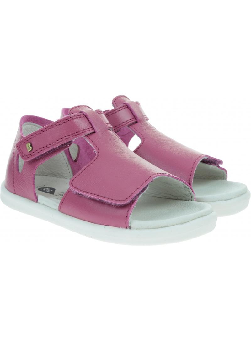 Różowe Sandały BOBUX Mirror Raspberry 633417