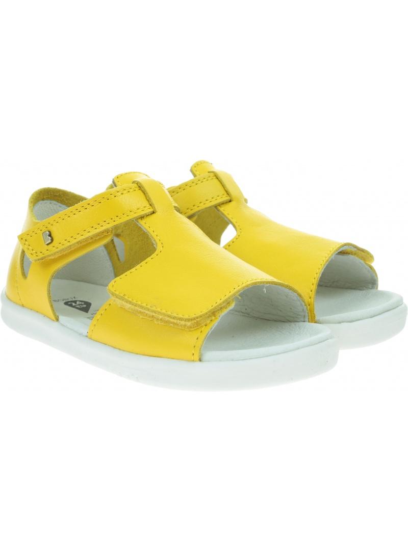 Żółte Sandały BOBUX Mirror Yellow 633409