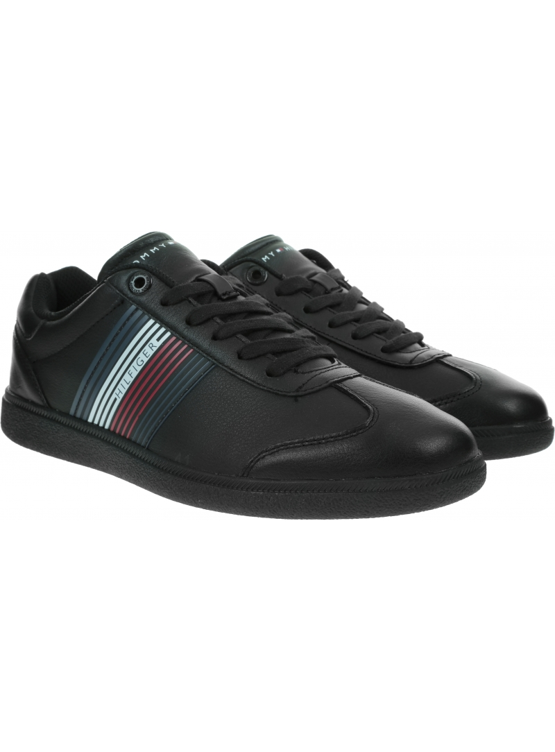Sneakersy Męskie TOMMY HILFIGER Essential Corporate Cupsole FM0FM02842 BDS