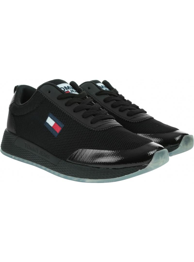 Sneakersy Damskie TOMMY JEANS Wmns Tommy Jeans Flexi Runner EN0EN00946 BDS