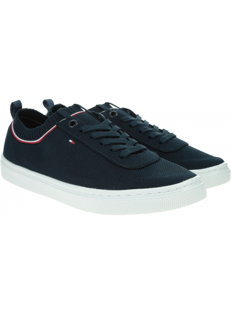 TOMMY HILFIGER Knitted Tommy Hilfiger Sneaker FW0FW05005 DW5