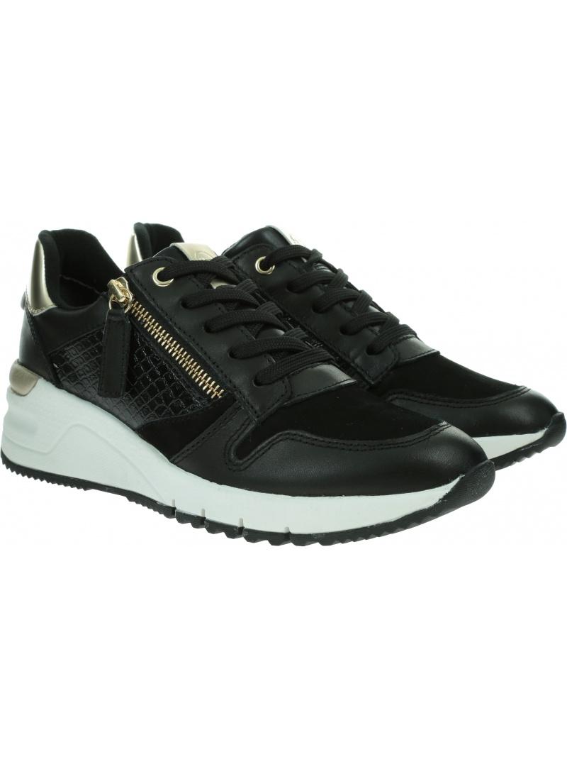 Sneakersy na koturnie TAMARIS 1-23702-25 048