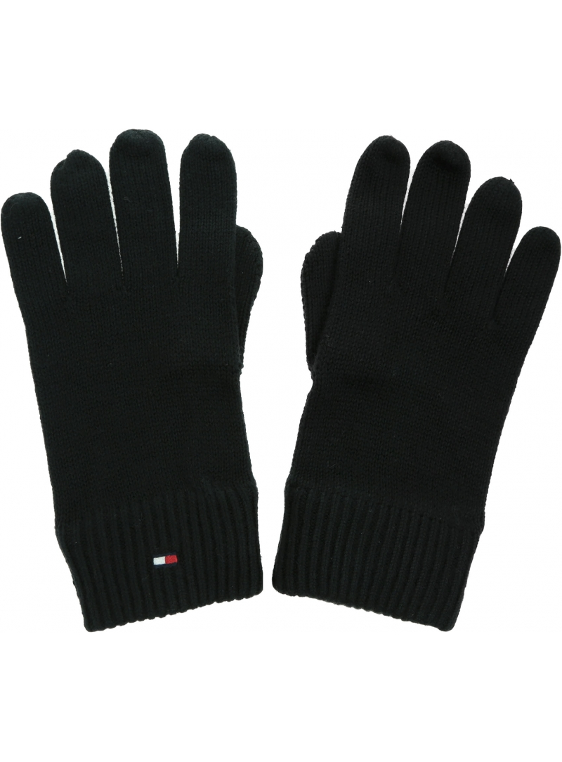 Rękawiczki Męskie TOMMY HILFIGER Pima Cotton Gloves AM0AM06591 BDS