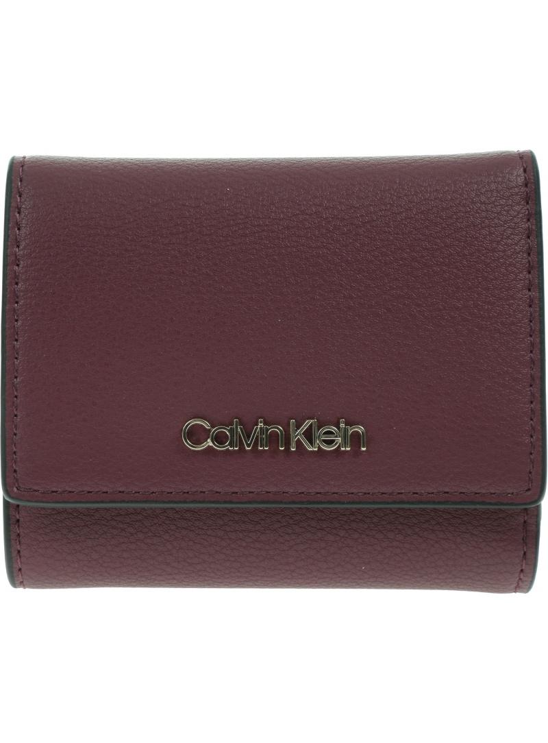 Portfel Damski CALVIN KLEIN Trifold Wallet K60K607251 GDU
