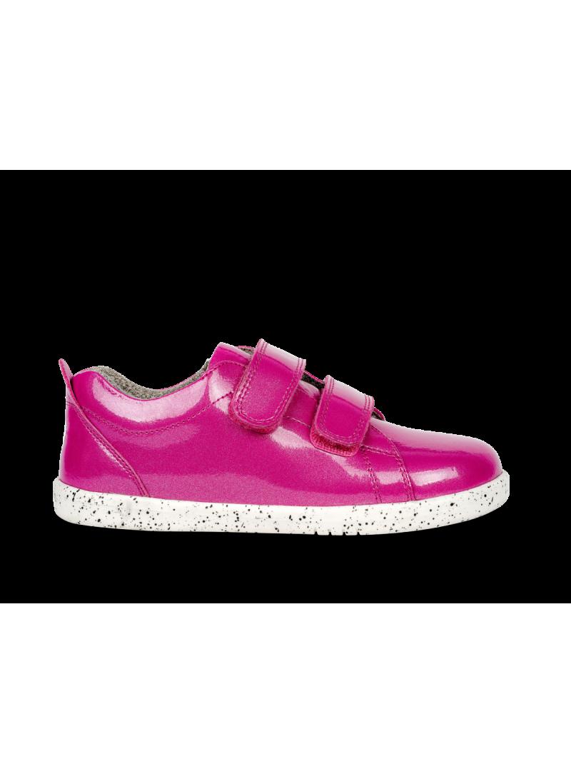 Wodoodporne Różowe Półbuty BOBUX 834908 Grass Court Raspberry