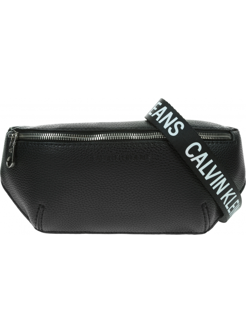 Saszetka nerka CALVIN KLEIN JEANS Waistbag Lw K60K607194 Black BDS
